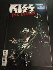 "Kiss:The Demon#2 Incredible Condition 9.4(2017)""Photo Variant Cover"""