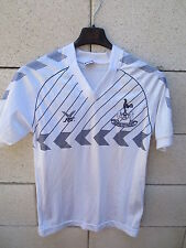 VINTAGE Maillot TOTTENHAM SPURS shirt FBT 1986 football jersey collection S XS