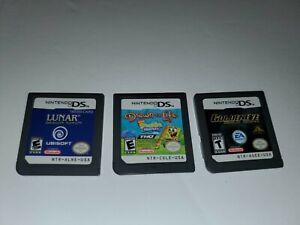 Nintendo DS games *lot* (read discription)
