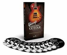 NEW - Gibson's Learn & Master Guitar Bonus Workshops