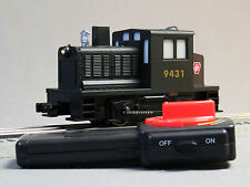 LIONEL JUNCTION PRR DIESEL LIONCHIEF REMOTE CONTROL ENGINE o train 6-82972-E NEW