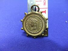 vtg badge medal queen victoria 1887 golden jubilee souvenir royal royalty