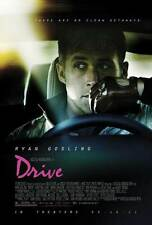 "DRIVE Movie Poster [Licensed-NEW-USA] 27x40"" Theater Size Ryan Gosling"