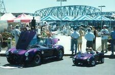 Shelby Cobra 427 289 Go Kart Skeeter Vintage Shriner's Junior Mini Car Gas Rare