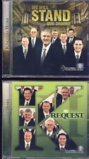 LOT 2 CD: THE KINGDOM HEIRS: BY REQUEST & WE WILL STAND OUR GROUND