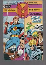 Miracleman 8 Classic Alan Moore Series / Eclipse Comics