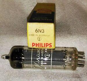 NOS 6N3 (EY82) vacuum tube radio TV valve, TESTED