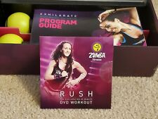Zumba Fitness Exhilarate DVDs