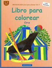 Little Explorers: BROCKHAUSEN Libro para Colorear Vol. 2 - Libro para...