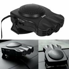 12V Car Auto Vehicle Electronic Heater Windshield Demister Defroster Black
