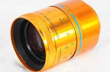 Isco Anamorphic Blue Ultra-Star 2x Cinemascope Lens TESTD Panasonic GH2/3/4 7359
