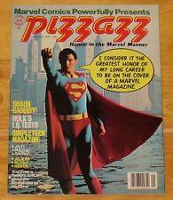 Marvel 1979 PIZZAZZ Magazine No. 16 VF 8.0 Superman, Shaun Cassidy, Star Wars+