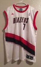 EUC>>NBA Portland Trail Blazers Roy #7 Jersey>>Size XL>>Adidas>>Blend