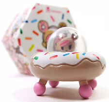 "Tokidoki DONUTELLA AND HER SWEET FRIENDS - SWEET RIDE UFO 3"" Mini Vinyl Figure"