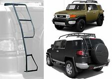 Dee Zee DZ760611 UltraBlack Mounted Ladder For 2007-2014 Toyota FJ Cruiser New