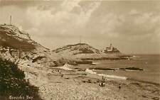 1905-15 Real Photo Postcard; Bracelet Bay South Wales Uk Unposted