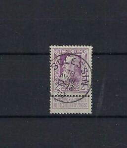 [LK15125] Belgium N°80 Royalty USED COB € 25,00 SUPERB
