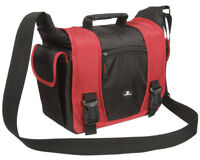 SLR DSLR Camera Sling Shoulder Messenger Shockproof Bag Case Water Resistant