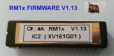 Yamaha RM1x V1.13 firmware Latest OS upgrade solves MIDI issues NEW UK
