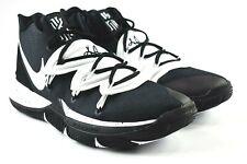 Nike Kyrie 5 TB Mens Size 12 Basketball Shoes CN9519 002 Irving Oreo Black