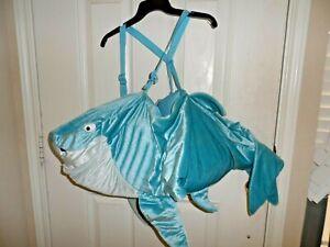 Disney Store Finding Nemo Youth XS 4/6 Bruce the Shark Costume