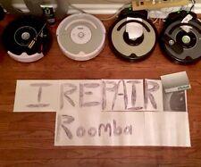 Irobot Roomba Refurbish, Roomba Repair 530 550 551 560 620 630 780 880 Scooba