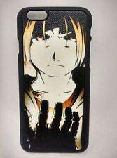 Usa Seller Apple iphone 6 & 6S Anime Phone case Cover fullmetal alchemist edward