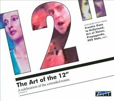 NEW Art of the 12: Celebration of the Extended Remix (Audio CD)