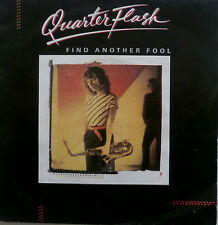 """7"""" 1981 RARE IN MINT-! QUARTERFLASH : Find Another Fool"""