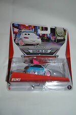 DISNEY WORLD OF CARS SUKI 2/8 TUNERS