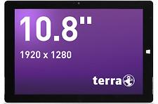 "Tablet Wortmann Terra Pad 1062 - 27,4cm (10,8"") WLAN, 64GB, Windows 10 Prof."