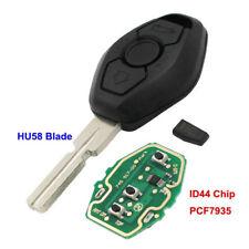 EWS Remote Key 3 Button 315/433MHz For BMW 3 5 7 SERIES E38 E39 E46 Chip ID44