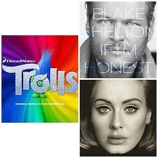 CD Prince Adele Trolls Beatles More Music