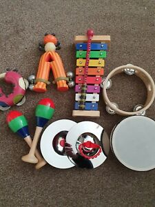 Childrens Musical Instruments