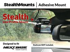 ADHESIVE WINDSCREEN MOUNT fits Nextbase 512G 402G Dash Cam DashCam Micro SD Card