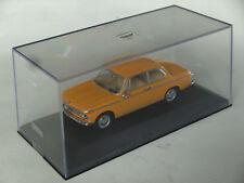 Minichamps 1:43 BMW 1600 1602 tipo 114 2002 E10 1966-1971 naranja > defectos de la pintura!