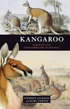 Kangaroo: Portrait of an Extraordinary Marsupial, Vernes, Karl,Jackson, Stephen,