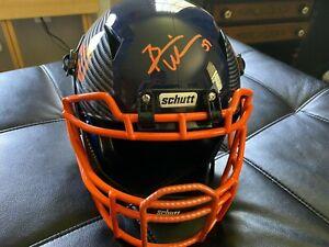 Brian Urlacher Signed Chicago Bears Helmet
