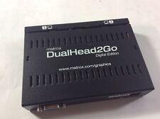 Matrox DualHead2Go digital edition -DG
