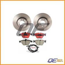 BMW 328i E91 E92 E93 E90 Front Brembo Disc Brake Rotors & Brake Pads 09B33721