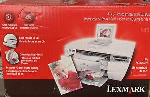 Lexmark P450 Digital Photo Inkjet Printer