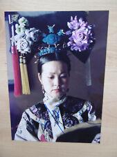 Liu Xiaoqing signed 5x7 inch photo autograph