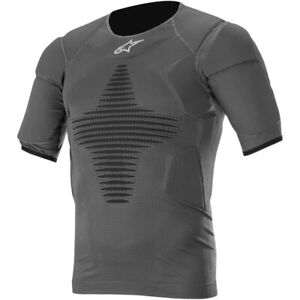 Alpinestars A-0 Roost Base Layer Top (Gray) Choose Size