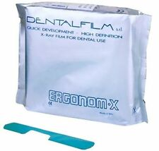 X Ray Dental Films Ergonom Self Developing pack of 50 films