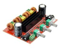 Digital Audio Amplifier Board Sub Woofer Speaker High Quality Home Entertainment
