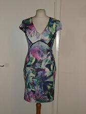 New Quiz Designer Debenhams Party Dress Size UK 8 EU 36 Wedding Evening Holiday
