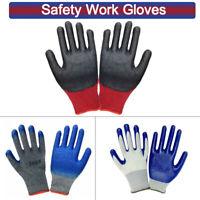 Fingerless On Thumb,Forefinger/& Middlefinger Safety Mechanic Work Glove One Size