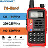 BAOFENG 10W UV-S9 X3 DUAL BAND VHF UHF 2 WAY WALKIE TALKIE HAND FUNKGERÄTE DE