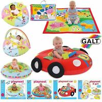 Galt - Interactive Play Gym Nest Mat and 3-in-1 - Different Designs