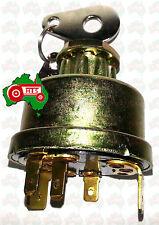 Tractor Ignition Switch David Brown Alternator 1390 1490 1690 990 995 996 1194
